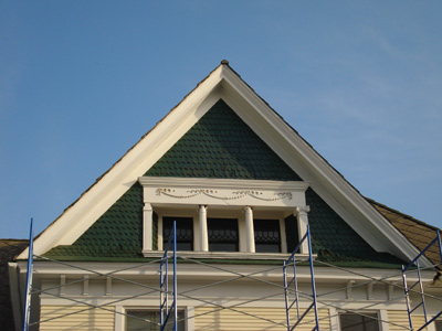 Gable Before