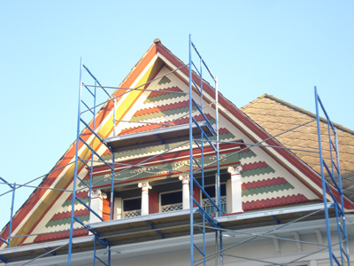 Front Gable